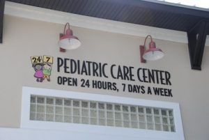 Pediatric Care Center Jacksonville